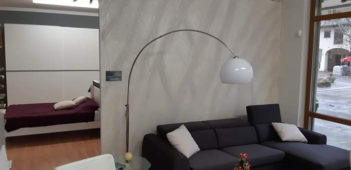 parete in sala