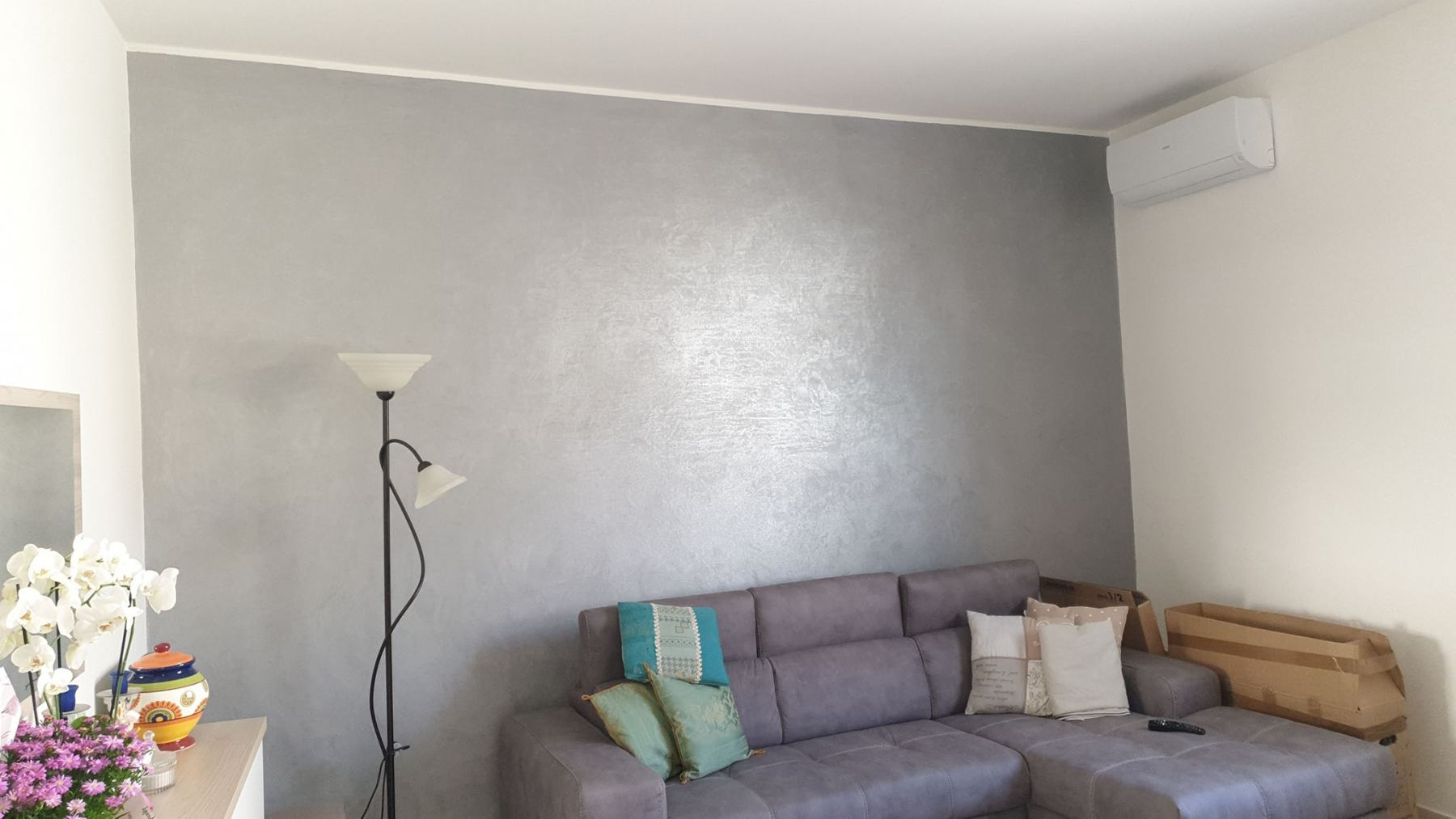 parete in afica